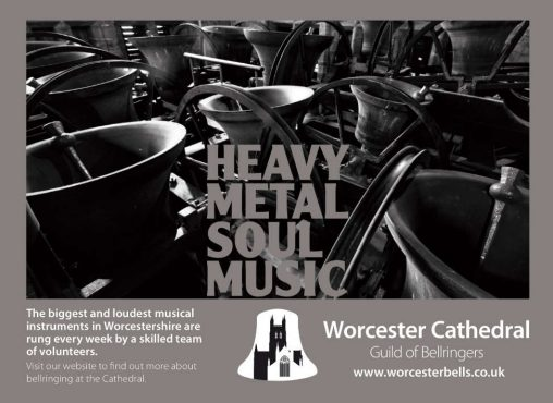 bellringers advert design